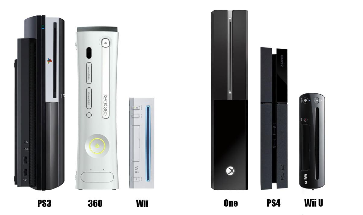 Wiiu ps4 et xbox one consomment elles trop d 39 lectricit - La xbox one lit elle les jeux xbox 360 ...