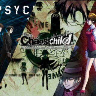 Psycho-Pass, mystereet F, et Chaos; Child