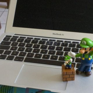 Luigi x2 :)
