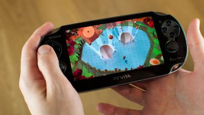 Tearaway utilise bien les capacités de la PS Vita.