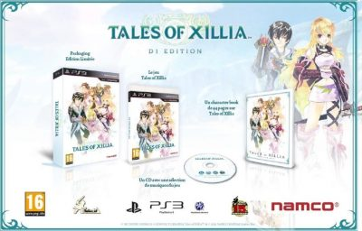 Tales of Xillia - édition day one  (22€72)
