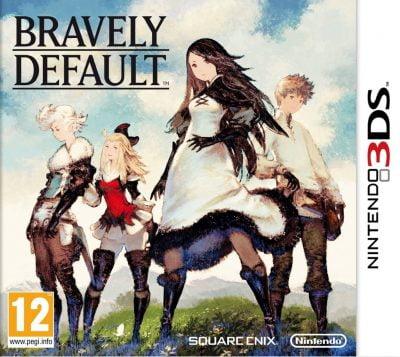 Bravely Default, un Final Fantasy con otro nombre 81m1DU-LisL._SL1500_-400x357