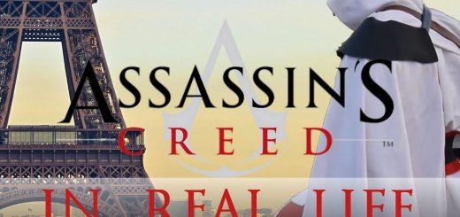Assassin's creed à Paris… En vrai !