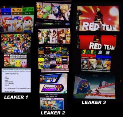 Enfin une image résumant l'ensemble des leaks. Attention, les DLC sont confirmé comme étant un fake !