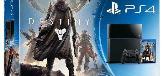 La PS4 + Destiny au prix de la PS4 seule !