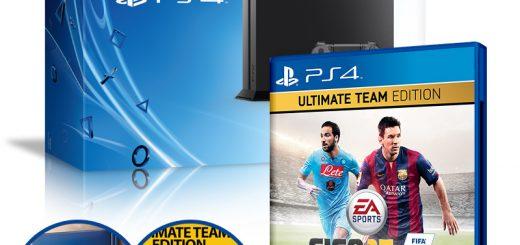 La PS4 + Fifa 15 pour 399€ !