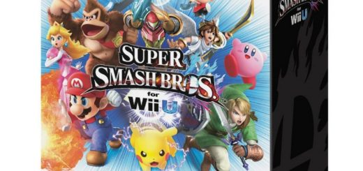Le Bundle Smash Bros Wii U Bundle avec sa manette GameCube !