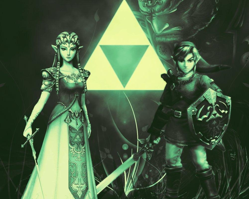 hyrule warriors link and zelda relationship
