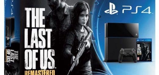La PS4 + 2 manettes + Camera + Last of Us et son Steelbook à 449€ !
