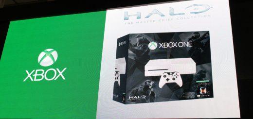 Xbox One Blanche Masterchief Collection