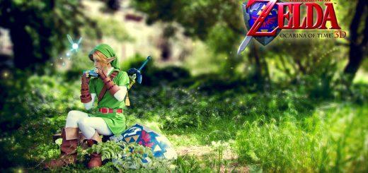 Cosplay de Legend of Zelda : Ocarina of Time