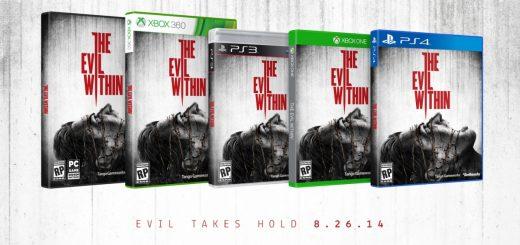 Pas de jaloux : Evil Within est en promo partout !