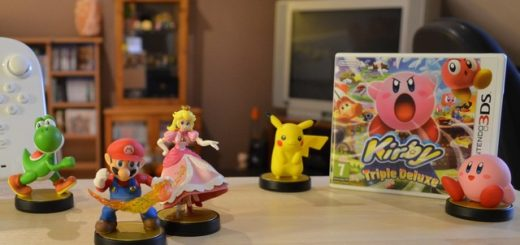 Amiibo : Quelques photos maison des figurines du commerce !