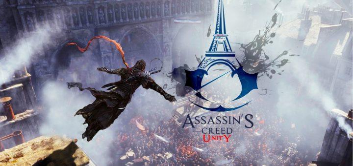 Assassin's Creed Unity � Pas cher avec Otakugame.fr !