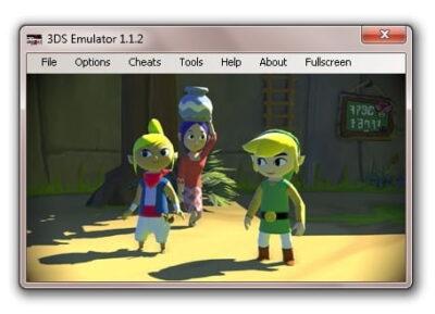 L'�mulateur 3DS compatible Wii U ! Ok j'avoue c'est un Troll.