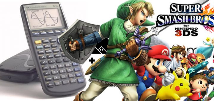 Smash Bros for Ti83 & Ti84