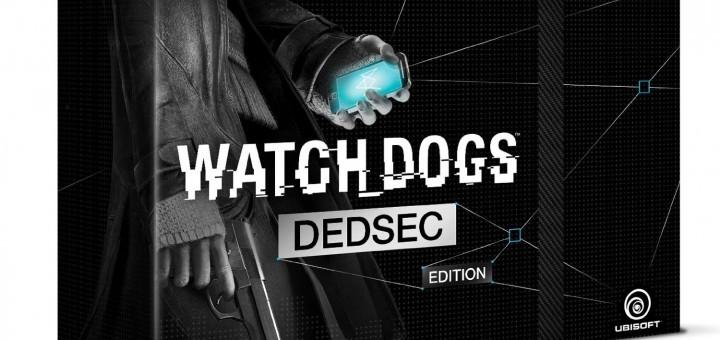 Watch Dogs edition collector DedSec à moins de 60¤