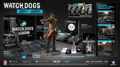 Watch Dogs edition Dedsec