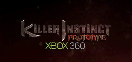Killer Instinct aurait pu sortir sur Xbox 360 ? Voyons son prototype en vidéo…