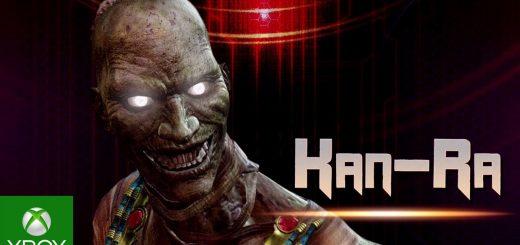 Killer Instinct dévoile son nouveau personnage : Kan-Ra la momie !