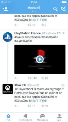 Le gros troll poilu d'@XboxFr ^^ !