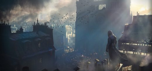 Des artworks inédits d'Assassin's Creed Unity ^^