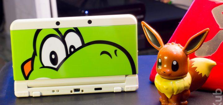 La New 3DS est arriv�e chez Otakugame.fr !