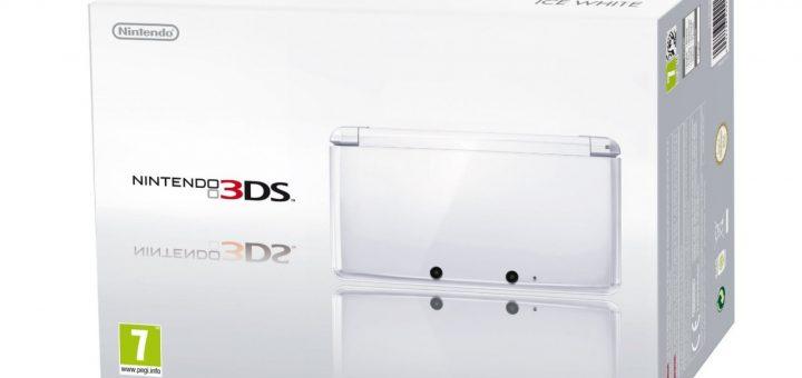 Une Nintendo 3DS à 134¤, c'est cadeau ^^ !