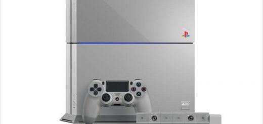 PS4 edition 20ème anniversaire