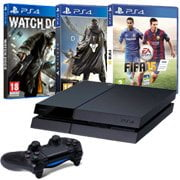 La PS4 + 3 jeux � 449¤ !