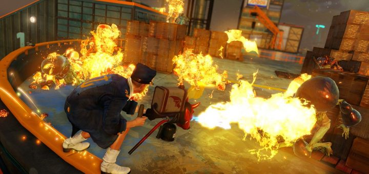 Sunset Overdrive : Le Myst�re de la plateforme MOOIL