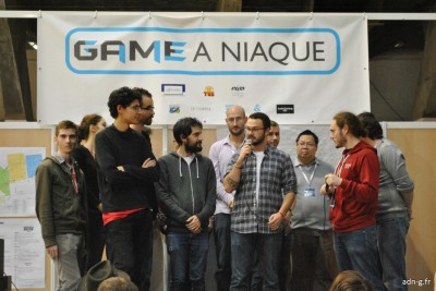 Les gagnants de la Game�Niaque 2014 !