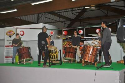 Percussions Japonaises