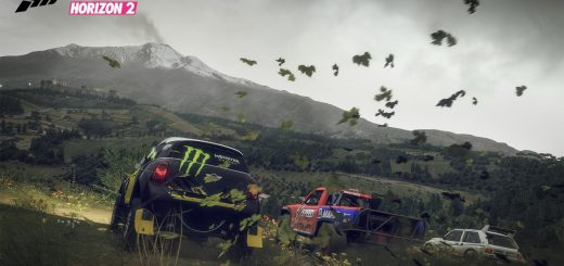 Storm Island de Forza Horizon 2