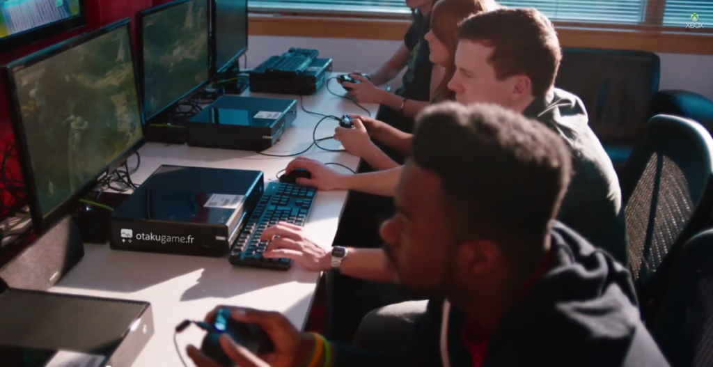 On pourra jouer � la Xbox One avec un clavier et une souris d�s cette ann�e !