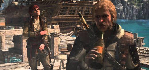Assassin's Creed Black Flag sur Xbox One à 9€99.