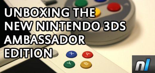 Le déballage de la New 3DS Ambassador Edition par Nintendo Life !