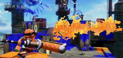 Splatoon, tel que présenté lors du Nintendo Direct !