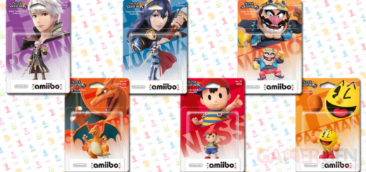 Amiibo : La Vague 5 arrive...