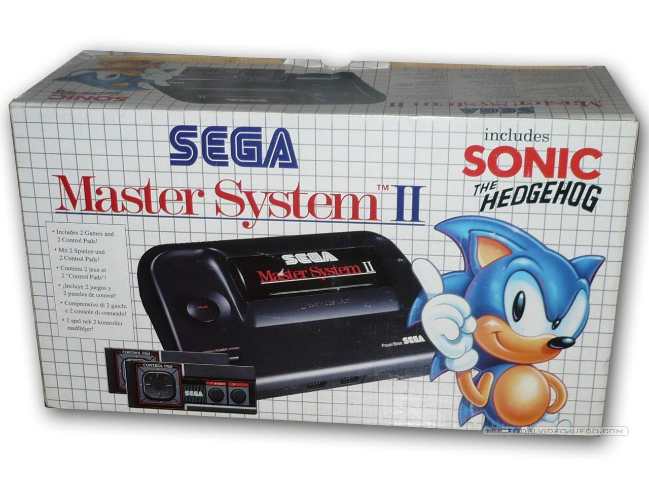 De sa naissance la master system l 39 histoire de sega le blog de suzukube - Console sega master system 2 ...