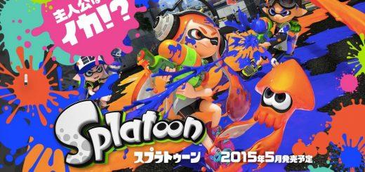 Le site officiel de Splatoon vient d'ouvrir au Japon ^^ !