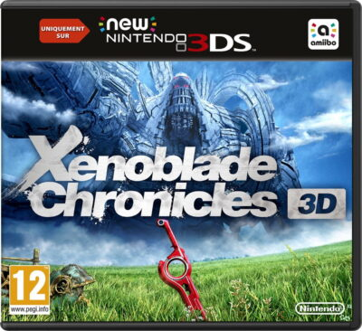 Box Art de Xenoblade Chronicle 3D sur new 3DS