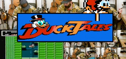 Musique : Redécouvrez la musique «The Moon» de «Duck Tales» au Banjo !