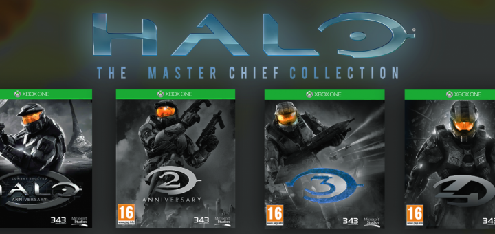 Halo : The Master Chief collection sera en promo la semaine prochaine !