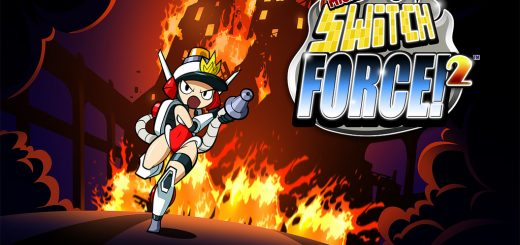 Mighty Switch Force! 2 à 1€25, comment résister ?