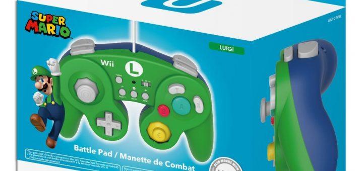 """Une """"manette"""" Gamecube licenciée par Nintendo, ça ne se refuse pas !"""