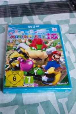 Mario Party 10 est enfin arrivé à la maison !
