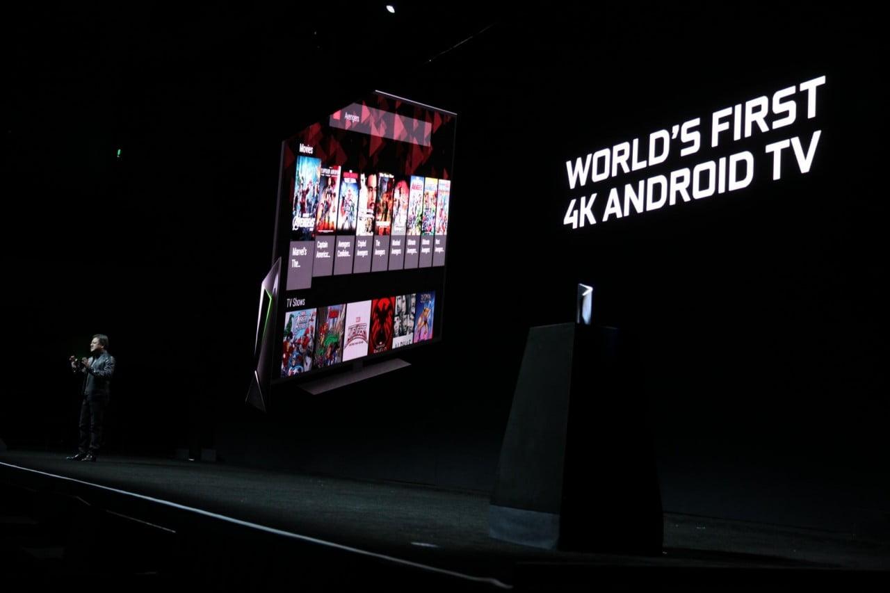 Dossier nvidia se lance dans les console de salon avec la shield - Console de salon android ...
