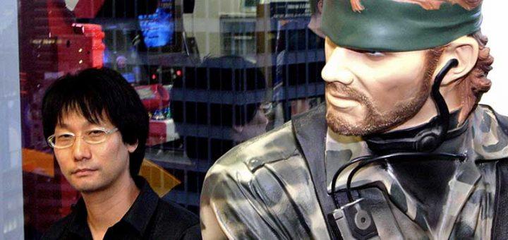 Hideo Kojima, le cr�ateur de Snake !
