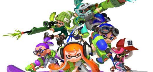Splatoon débarque sur Wii U !